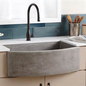 Kitchen Faucet For Farmhouse Sinks Never Let Anyone Tell You That Farmhouse Sinks Can T Be Contemporary Contemporist