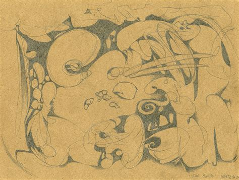 brown sketchbook back to another doodle sketch in the brown sketchbook hartz