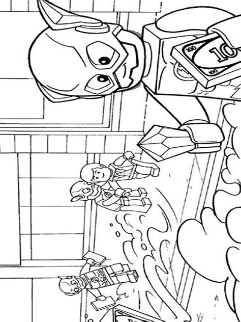 coloring pages lego flash lego flash coloring pages for boys 5 coloring pages