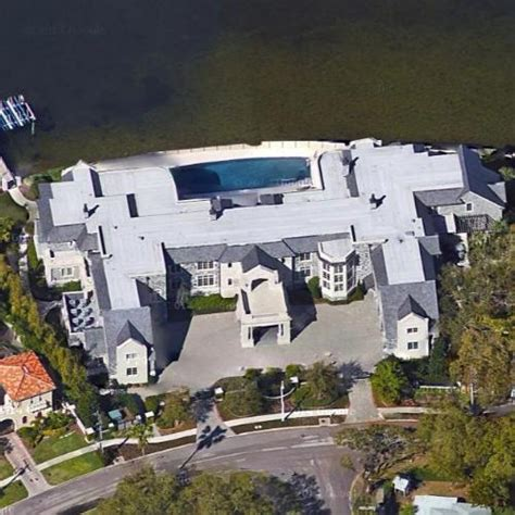 derek jeter house derek jeter s house in ta fl google maps 2 virtual globetrotting