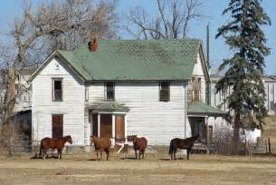 Old Ranch House by Old Ranch House And Horses Flickr Photo Sharing