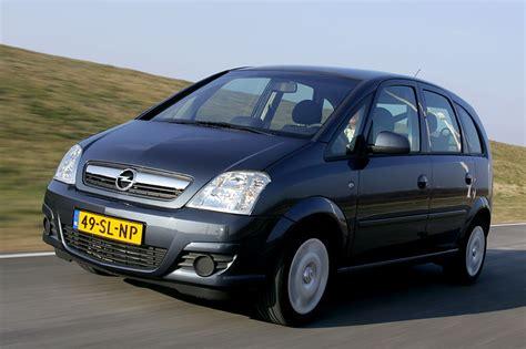 opel meriva 2006 opel meriva 1 6 16v enjoy 2006 autotest autoweek nl