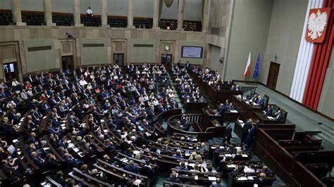 ley 18731 cmaras y comisiones parlamento el parlamento polaco desaf 237 a a la ue y aprueba la reforma