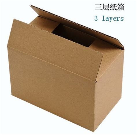 box layers 3 layers of 130x80x90mm common packing shipping boxes