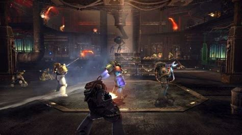 pc coop co optimus space marine s co op mode arrives today