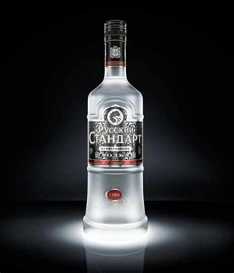 Russians Find A Way To Drink Vodka With A Usb Glass by Russian Standard Vodka Image Created By