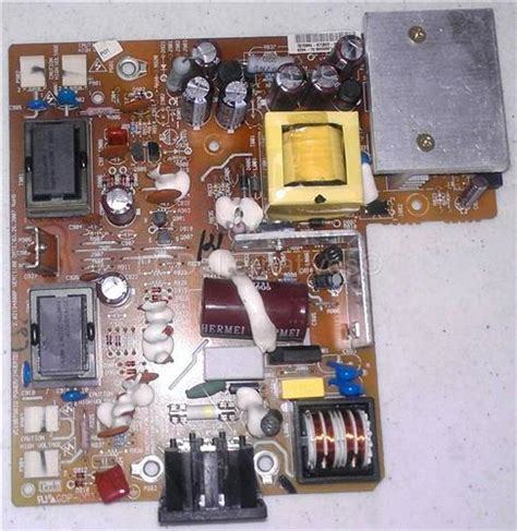 viewsonic nx1932w lcd monitor replacement capacitors board not included lcdalternatives