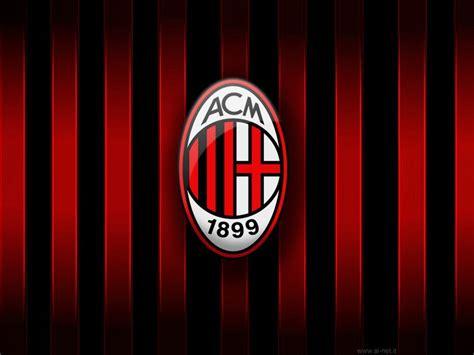 ac milan ac milan football club wallpaper