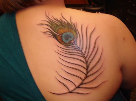 female feather tattoo designs beautiful tattoos ideas for pictures