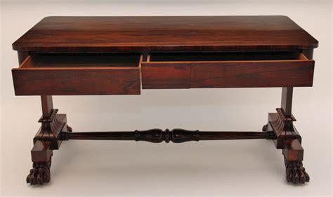 rosewood sofa table rosewood sofa table antiques atlas