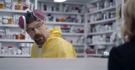 the latest and best commercials daily bryan cranston for esurance sorta pharmacy ad photos