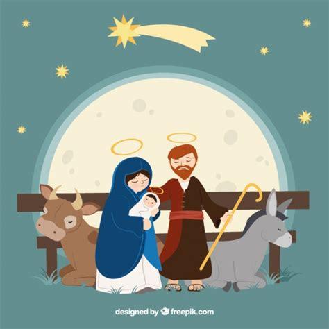 imagenes del nacimiento de jesus a color nacimiento de jes 250 s con un buey y una mula descargar