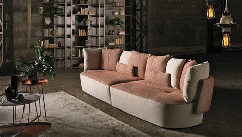 ninfea divani ninfea divano in tessuto di design italiano maxdivani
