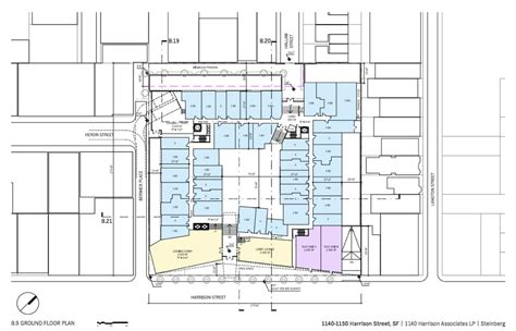 auto body shop floor plans 381 market rate units proposed for 7th harrison auto