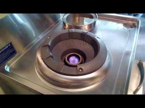 Kompor Blower gas kwalie range wok with blower 081348745585
