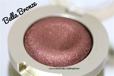 Eyeshadow Gel milani cosmetics gel powder eyeshadows swatches