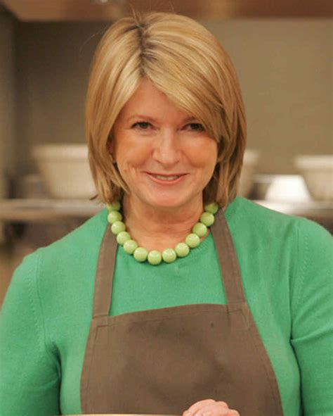 The Martha Stewart Look Book: Hairstyles   Martha Stewart