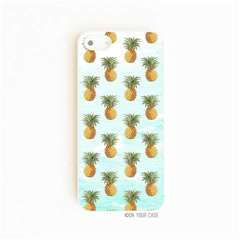 items similar to iphone 5 iphone 5s pineapple pattern mobile phone iphone