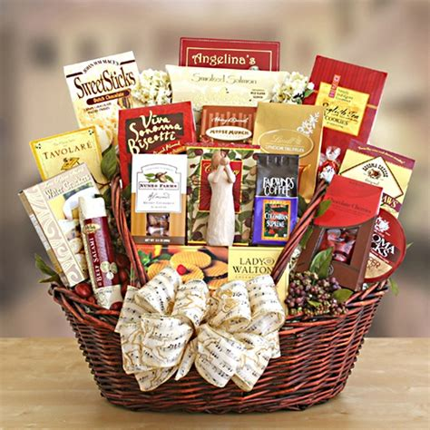 Sympathy Baskets by Peace Prayer Blessing Sympathy Basket Sympathy Sweet