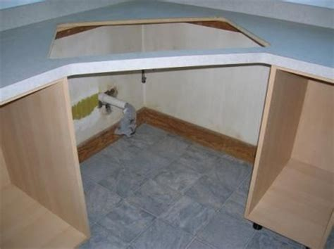kitchen sink corner cabinet best 25 corner kitchen sinks ideas on corner