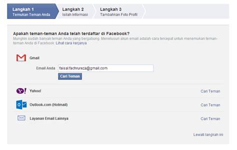 cara membuat akun facebook organisasi share neh gan