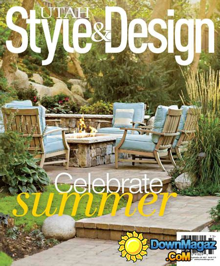 utah home design magazine utah style design summer 2017 187 download pdf magazines