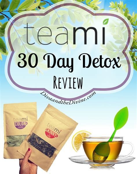 Teami Blends 30 Day Detox teami blends 30 day detox review and the
