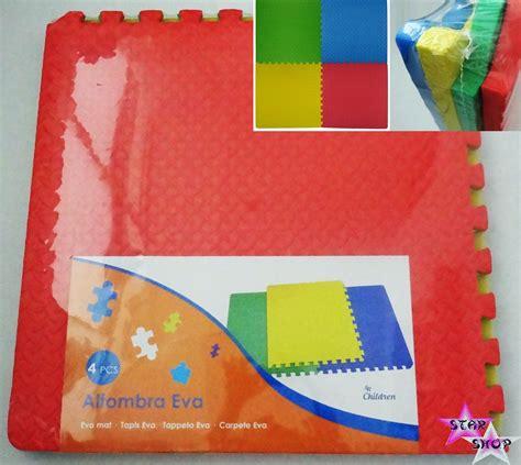 alfombra puzzle eva goma espuma ninos juego juguete dormitorio infantil foam mat ebay