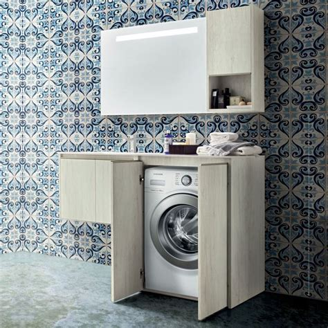 come realizzare un bagno piccolo bagno con lavanderia come progettarlo bagno come