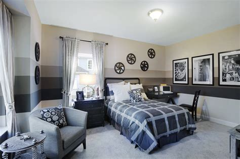 Dual Master Bedrooms by Schumacher Homes House Plan Detail