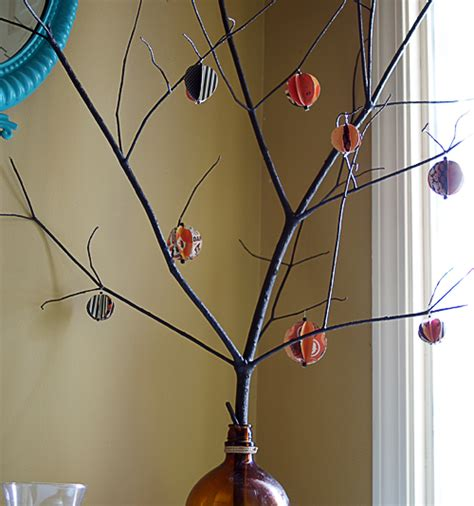 How Do They Make Paper From Trees - paper ornament tree
