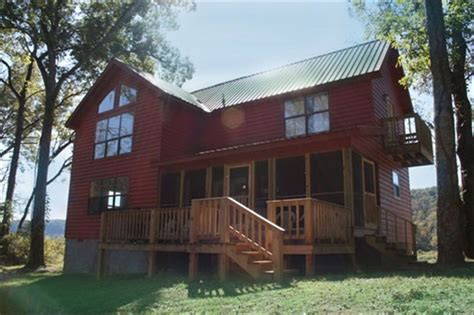 Cabins On The White River by The White River Cabin Vrbo