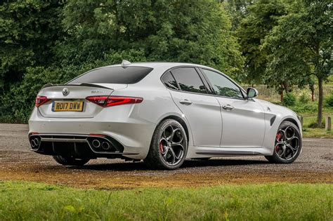 alfa romeo alfa romeo giulia quadrifoglio term test review by