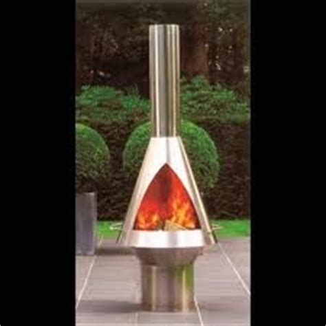 contemporary chiminea pits chimineas outdoor