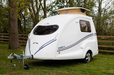 small caravan going cockpit s review practical caravan