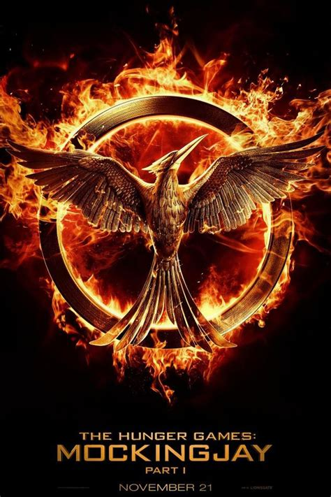 The Hunger Mocking it s all about books review mockingjay part one