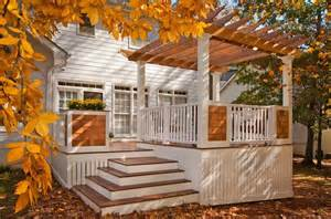 plans for decks decks building a pergola on a deck
