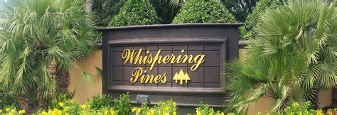 home page whispering pines