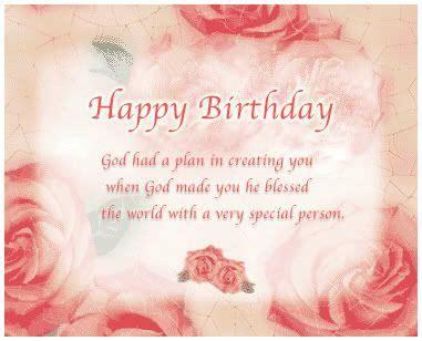 Happy Birthday Wishes To You Like Birthday Prayers And Blessings Happy Birthday My Dear