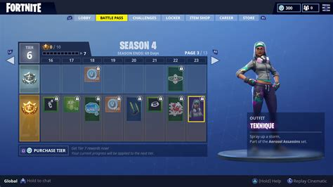 fortnite unlockables fortnite season 4 skins all the new fortnite season 4