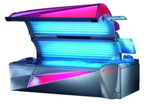 ergoline tanning bed ergoline open sun 550 totally tan