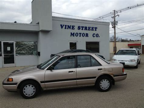 car owners manuals for sale 1992 mazda protege spare parts catalogs used 1992 mazda protege for sale carsforsale com