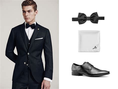 black tie dress code how to make a statement