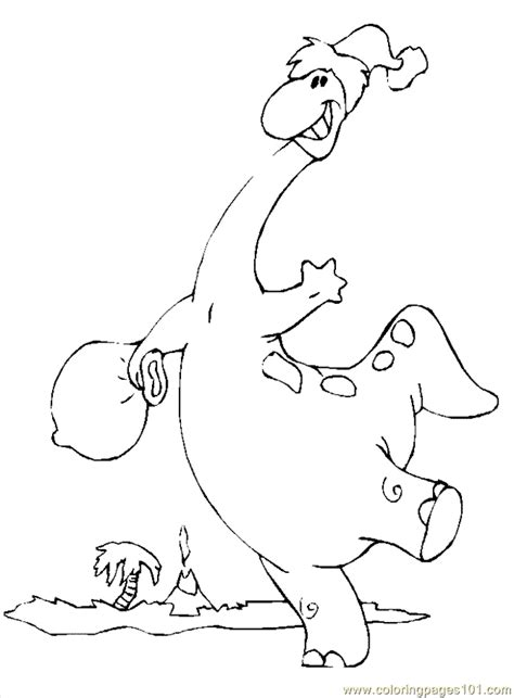 christmas dinosaurs coloring pages dinosaur1 coloring page free christmas coloring pages