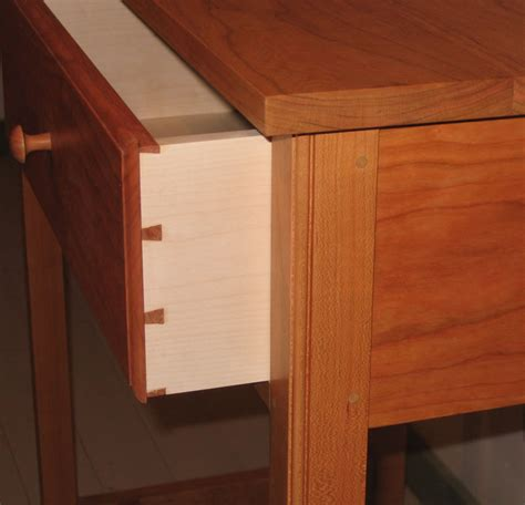stand alone desk drawers stand up desk handmade in cherry maple oak walnut or