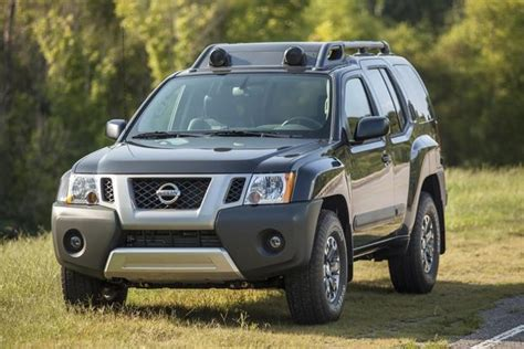 nissan xterra 2015 pro4x 2015 nissan xterra new car review autotrader