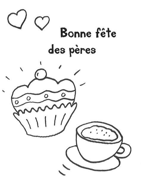ausmalbild kuchen ausmalbild vatertag kuchen und kaffee zum vatertag