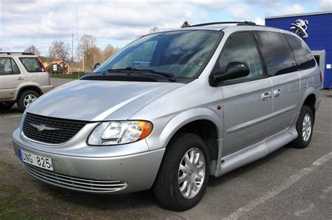 how cars run 2003 chrysler voyager electronic valve timing chrysler grand voyager 3 3 2003 technical specifications interior and exterior photo
