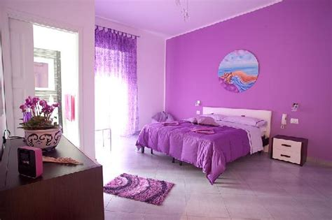 Violet Bedroom Colors Violet Room Picture Of Bed And Breakfast L Angolo Di