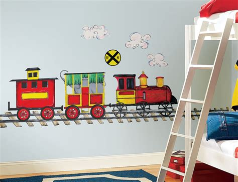 train themed bedroom ideas decorating boys room in trains room decorating ideas